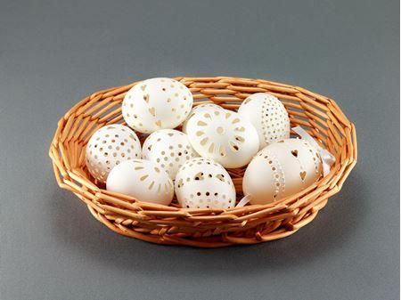Obrázok pre kategóriu Biele kraslice