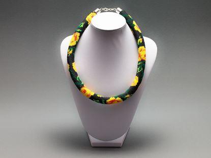 Bižutéria, handmade rokajl, náhrdelník